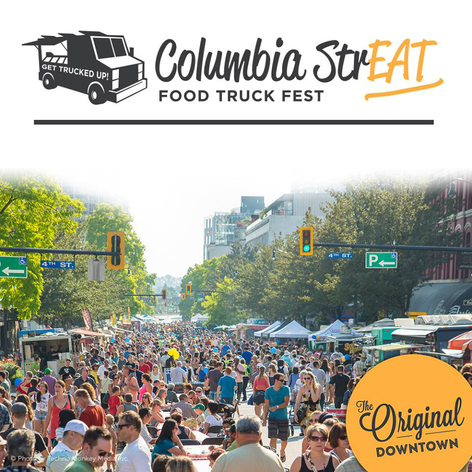 Columbia Streat Food Truck Fest 2018 Green Chair Recycling